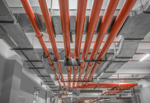 First page of Google success for new fire sprinkler business